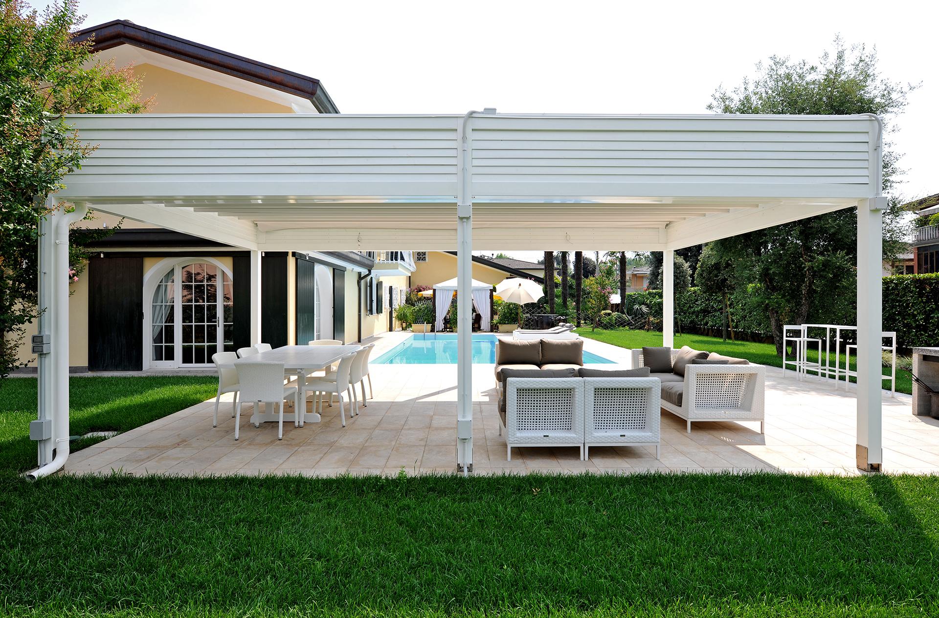 ecocasasystem.com – Giardini d\'inverno, verande per terrazzi ...